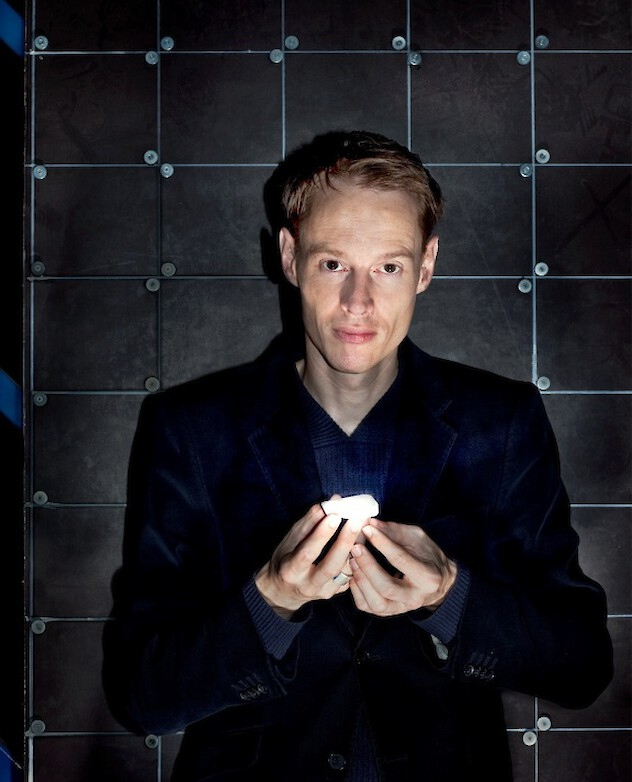 "Lezing ""Landscape of the future"" door Daan Roosegaarde"