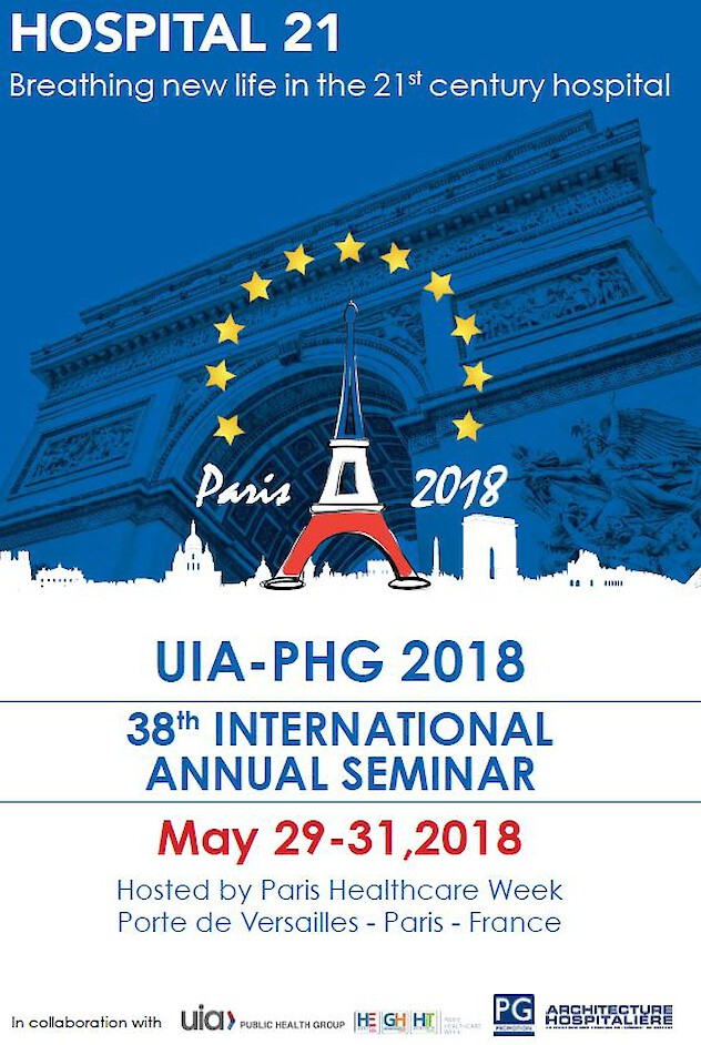 HOSPITAL 21 - 38th international annual seminar may 29-31 2018