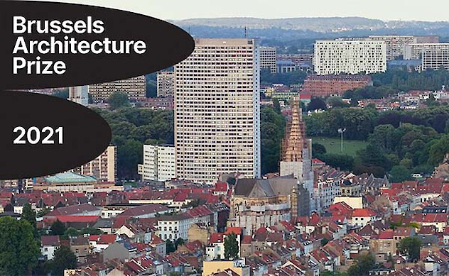 Brussels Architecture Prize 2021 - OPEN CALL